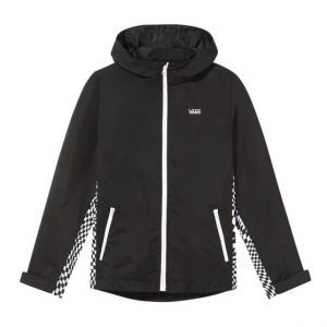 BY WARP CHECK WINDBREAKER BOYS Black