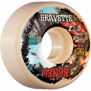 Bones STF Gravette Heaven & Hell V2 Lock 99A White 52mm