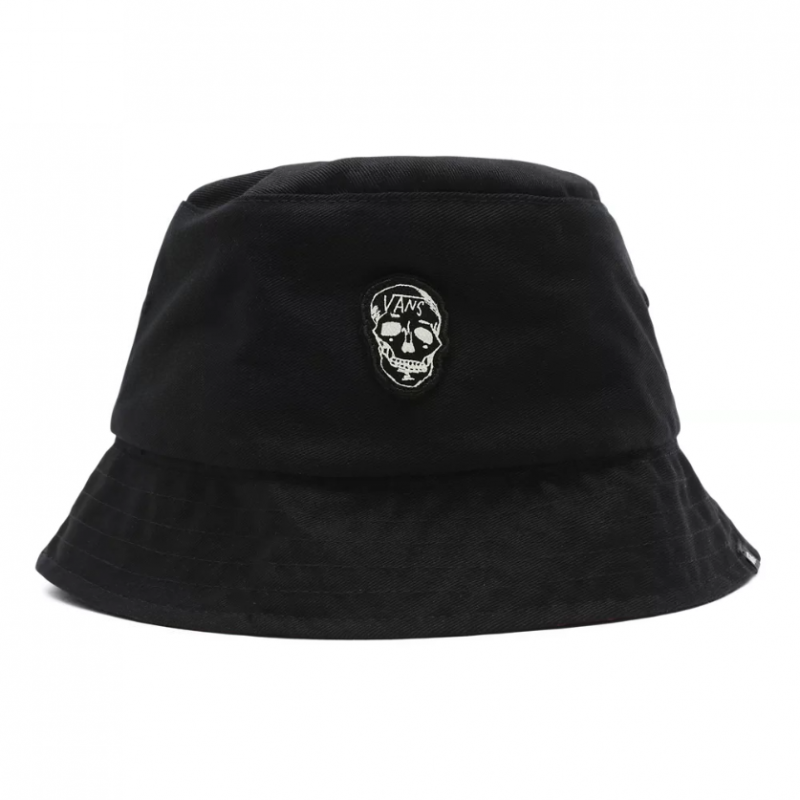 WM BREANA BUCKET HAT Black