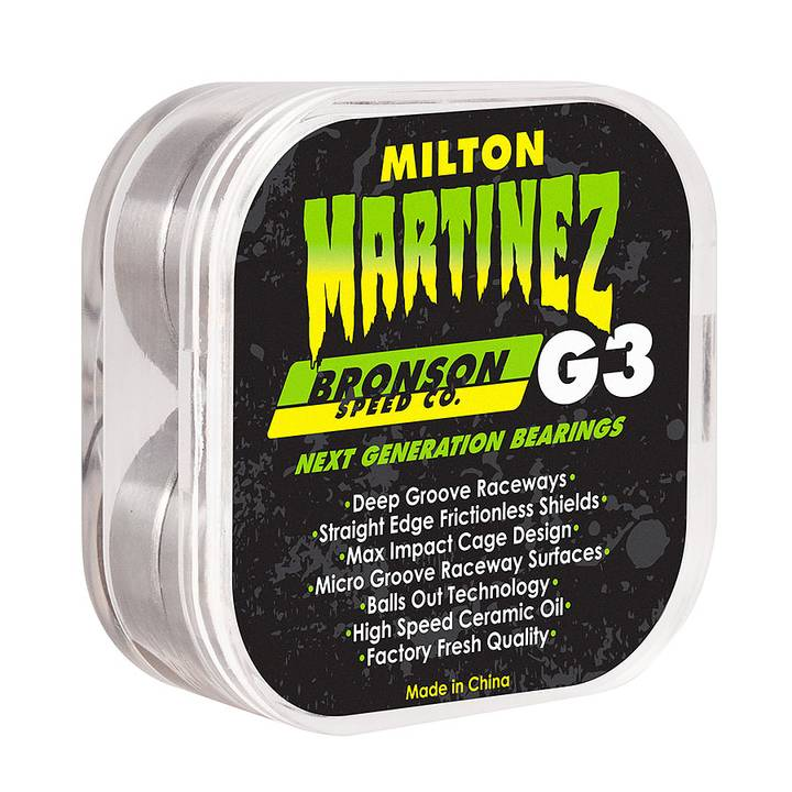 Bronson Bearing G3 Martinez