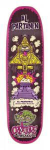 """Creature Partanen Freaks Purple 8,8"""""""