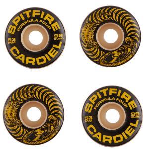 Spitfire F4 Cardiel Deep Tab Tablets 53mm