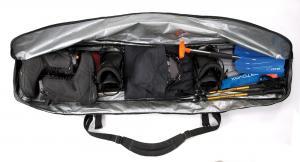 Nitro Boardbag Cargo Diamond Black