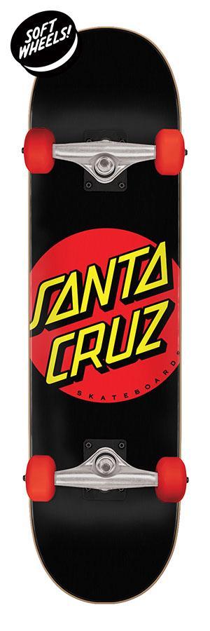 Santa Cruz Classic Dot Complete 7,25