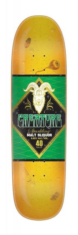 Creature Everslick Malt Sliquor MD Yellow 8,65