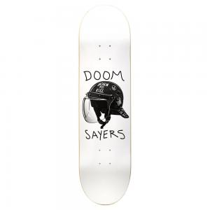 Doom Sayers Club - Riot Helmet 8,25 White