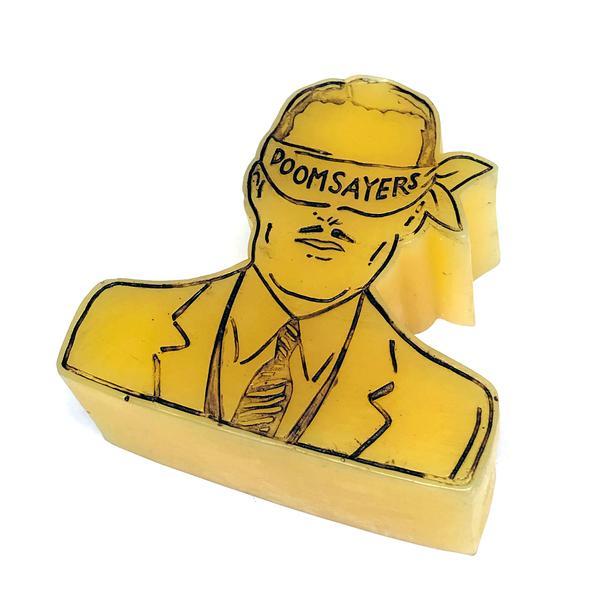 Doom Sayers Club - Wax Yellow