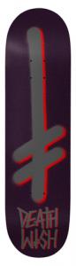 Deathwish GangLogo Pearl Purple 8,475