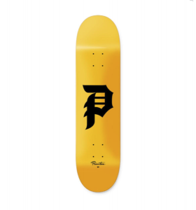 Primitive Dirty P Yellow 8,375