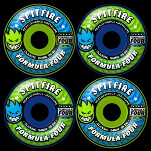 Spitfire F4 Mashup BlueGreen 54mm