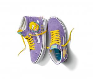 UY SK8-Hi Zip, (the simpsons) lisa 4 prez