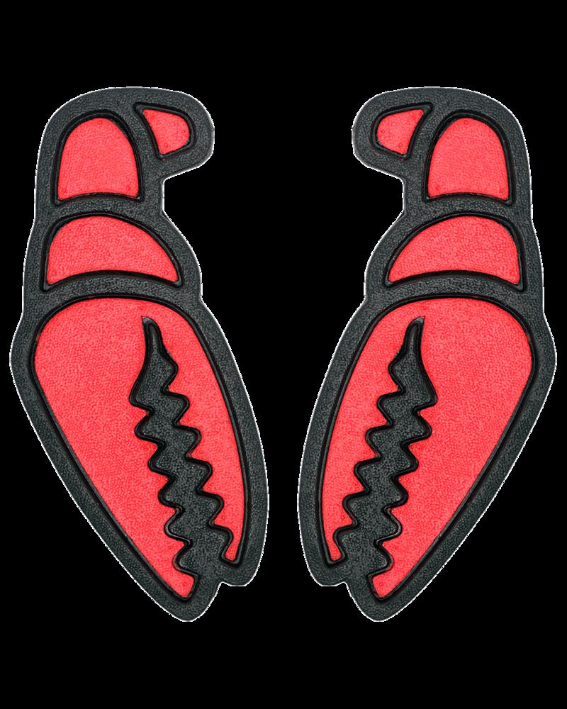 Crab Grab Mega Claws Black Red