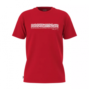 Vans Grosso Skate SS Racing Red