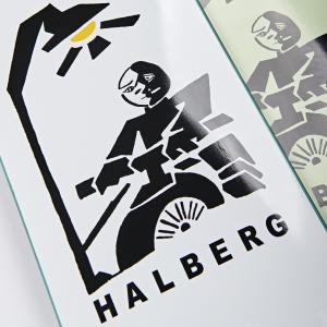 Polar HJALTE HALBERG - Insomnia WHEEL WELL 8,25