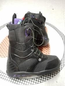Burton Boot Ritual BlackGrape