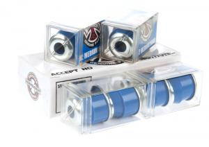 Independent Bushings Standard Cylinder Medium Hard 92 Blue