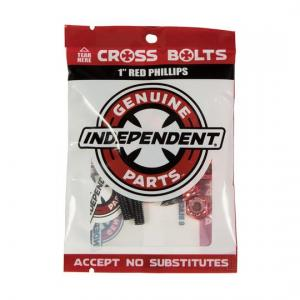 Independent Bolts Philips 1 BlackRed