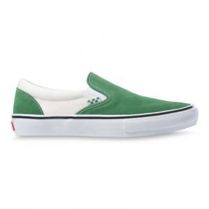 MN Skate Slip-On JUNIPER/WHITE