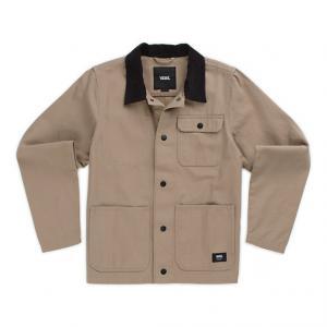 MN Drill Chore Coat Military Khaki
