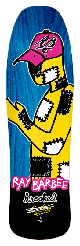 Krooked Barbee Redux 9,5