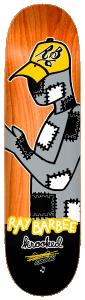 Krooked Barbee Redux 8,25