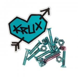 "Krux Skruvset Phillips 1"" Blue"