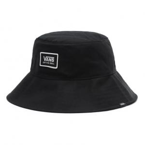 WM LEVEL UP BUCKET HAT Black