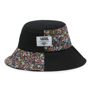 WM VANS MADE WITH LIBERTY FABRIC HAT (LIBERTY FABR