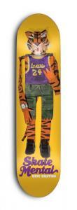 Skate Mental Eric Koston Tiger Orange 8,125