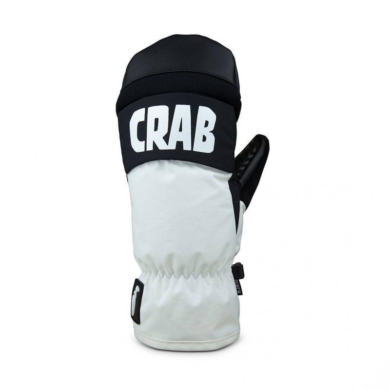 Crab Grab Mitt Punch White