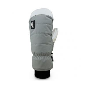 Crab Grab Mitt Mermitten Grey