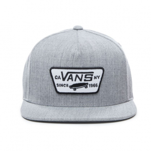 BY FULL PATCH SNAPBACK BOYS HEATHER GREY