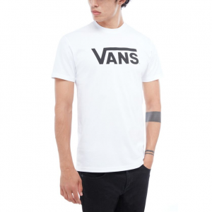 MN VANS CLASSIC WHITE-BLACK