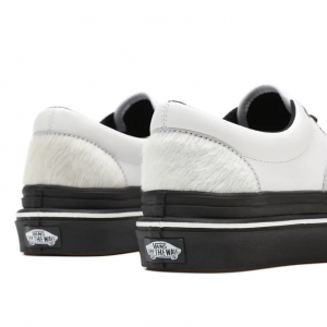 UA Super ComfyCush Era (FURY) WHITE/BLACK