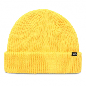 CORE BASICS BEANIE, lemon chrome