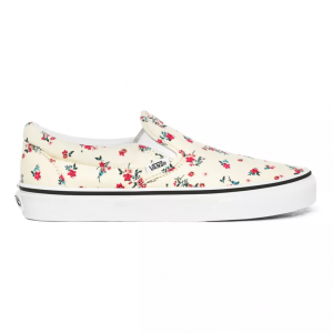 UA Classic Slip-On, (ditsy floral) classic white/t