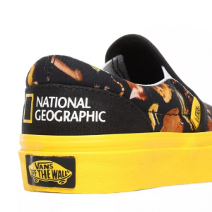 UY Classic Slip-On (NATIONAL GEOGRPHC)PHTARK