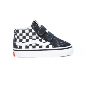 TD SK8-Mid Reissue V, (checkerboard) india ink/tru