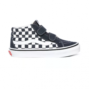 UY SK8-Mid Reissue V, (checkerboard) india ink/tru