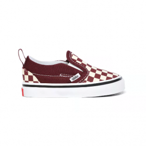 TD Slip-On V, (checkerboard) port royale/true whit