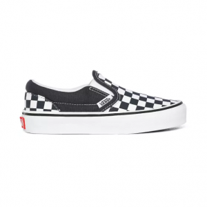 UY Classic Slip-On, (checkerboard) india ink/true