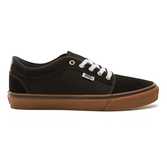 MN Chukka Low, black/black/gum