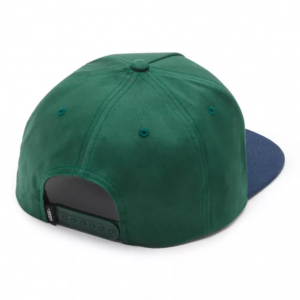 EASY BOX SNAPBACK, pine needle-dress blues