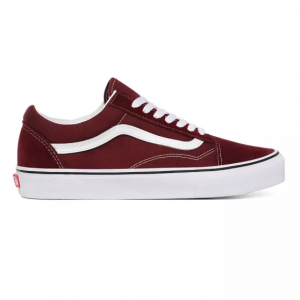 UA Old Skool, port royale/true white