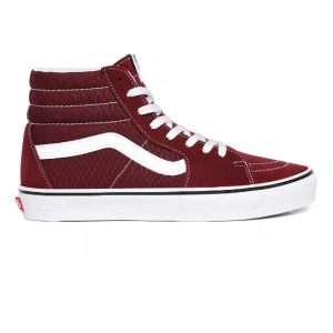 UA SK8-Hi, port royale/true white