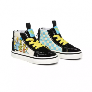 UY SK8-Hi Zip, (the simpsons) 1987-2020