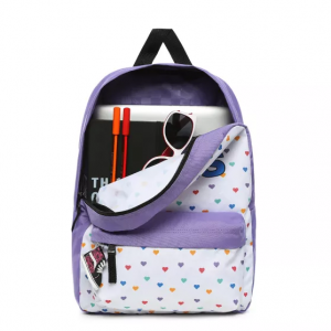 GIRLS REALM BACKPACK, dahlia purple