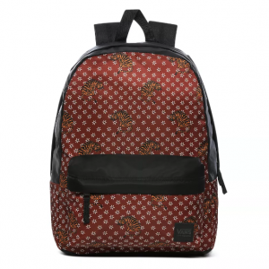 DEANA III BACKPACK, tiger floral