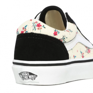 UY Old Skool, (ditsy floral) classic white/true wh