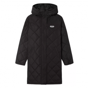 CLAIR SHORES PUFFER JACKET MTE, black